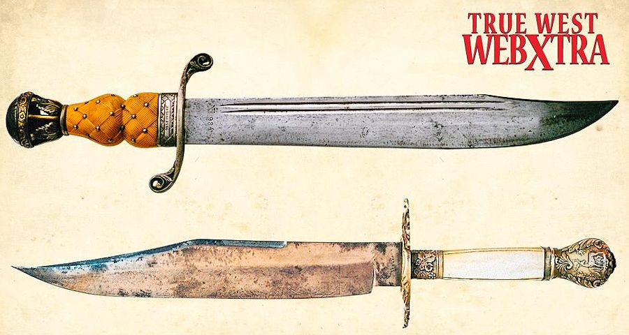 Fighting Blades of the Frontier - TRUEWEST Article