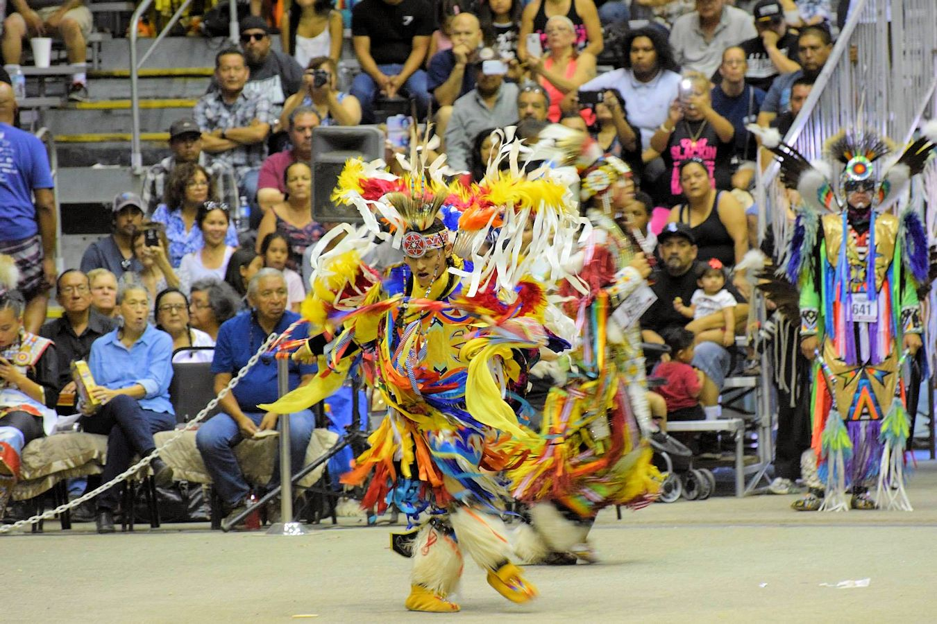 Morongo Thunder and Lightening Pow Wow