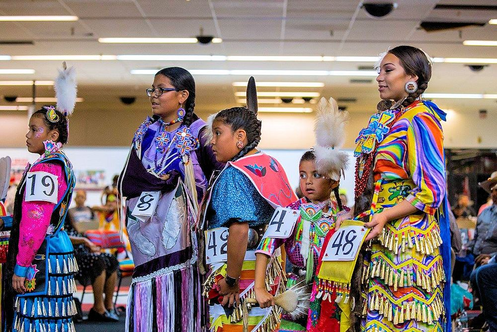 Murrow Indian Children's Home Benefit Pow Wow