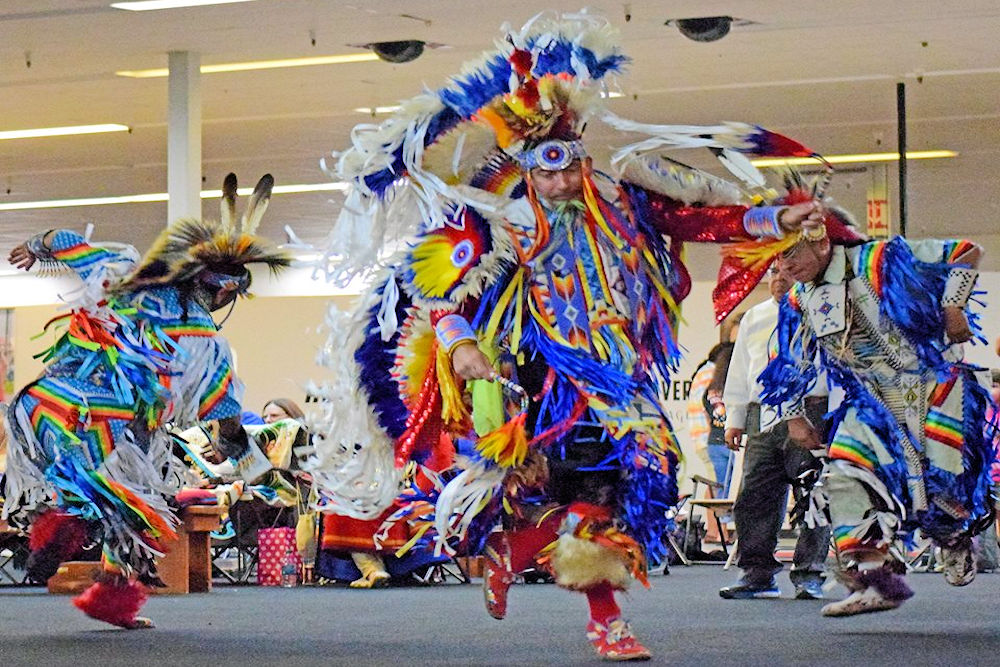 Murrow Indian Children's Home Benefit Pow Wow - Muskogee Civic Center