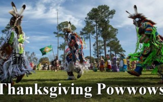 Thanksgiving Powwows
