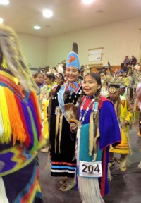 Northern Ute Thanksgiving Pow Wow - Fort Duchesne Gym - Ute Indian Tribe