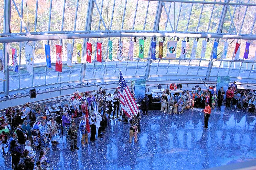 Honoring The Veterans Powwow @ Mashantucket Pequot Museum and Research Center