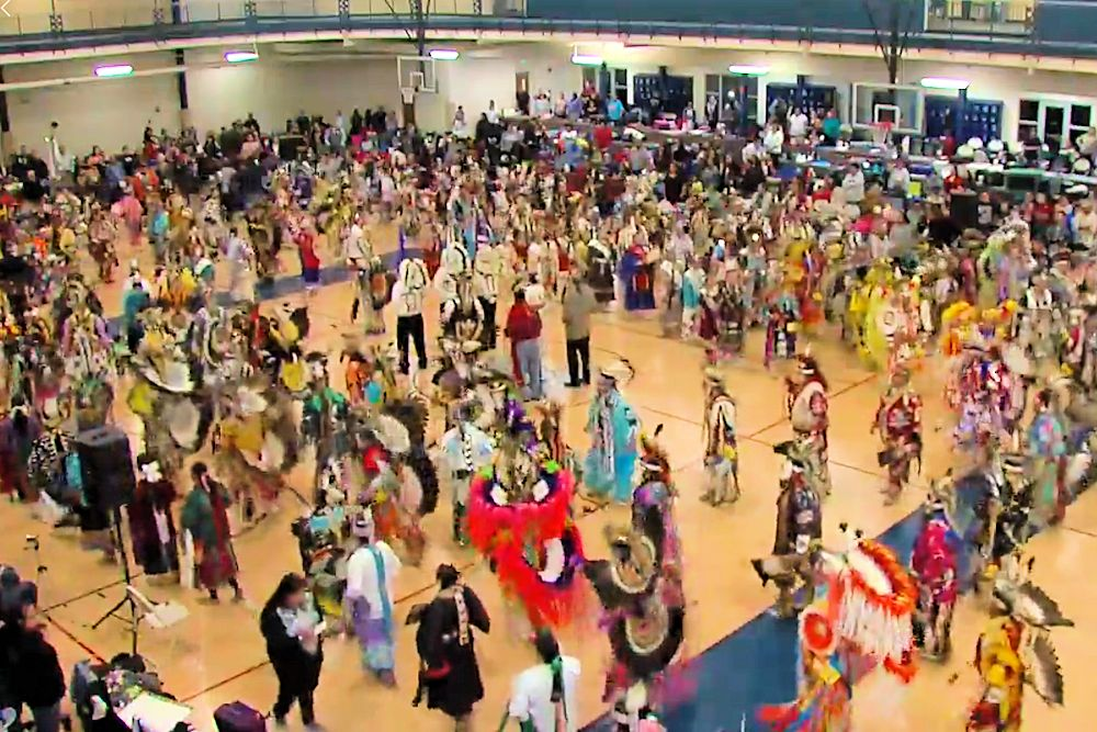 Wetherford Honoring Our Elders Powwow