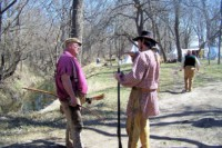 Pleasant Hill Primitive Rifleman Fall Rendezvous