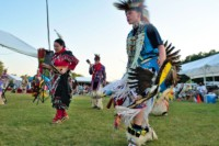 Calico Dancers Good Time Pow Wow
