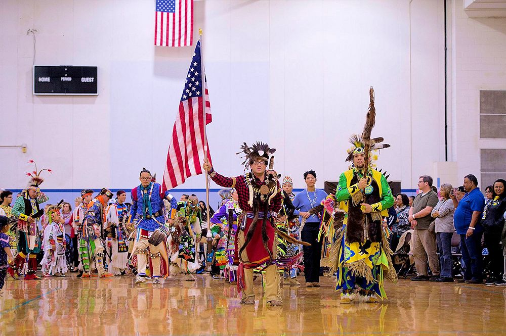 Carolina Indian Circle Powwow - UNC Fetzer Gym A