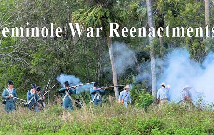 Seminole War Reenactments & Florida Living History