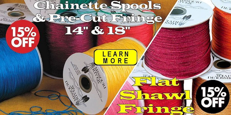 Shawl Fringe Sale