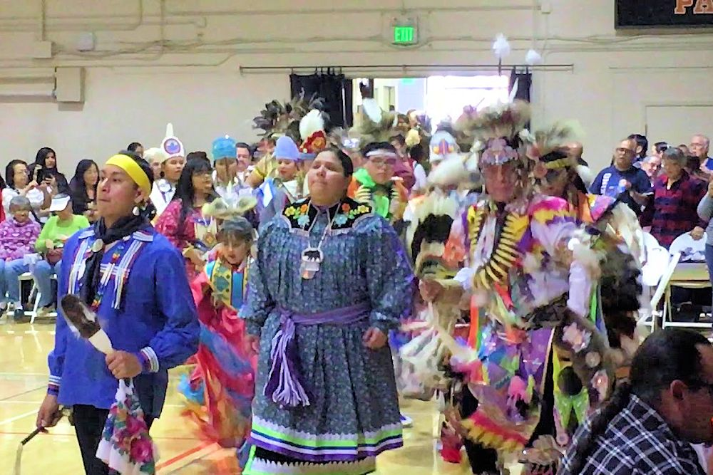Stockton Winter Powwow - University of the Pacific Main Gym - Stockton Community/UOP Winter Benefit Powwow - Stockton Pow Wow Committe