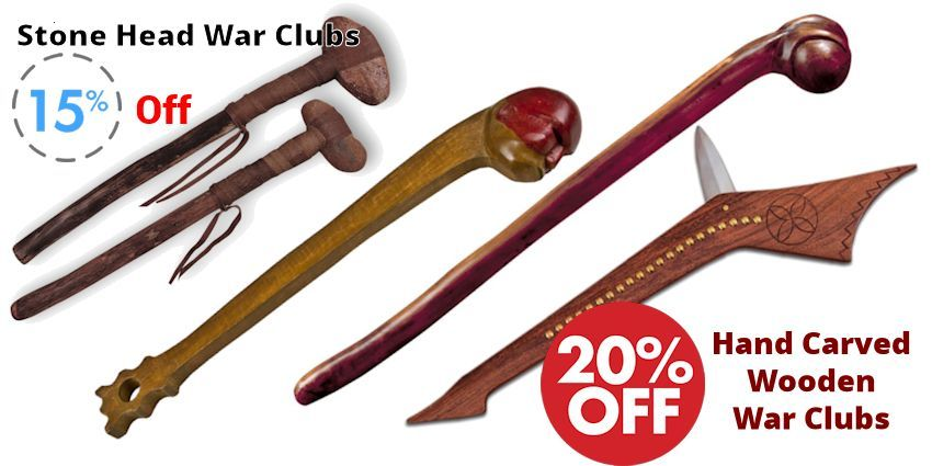War Club Sale