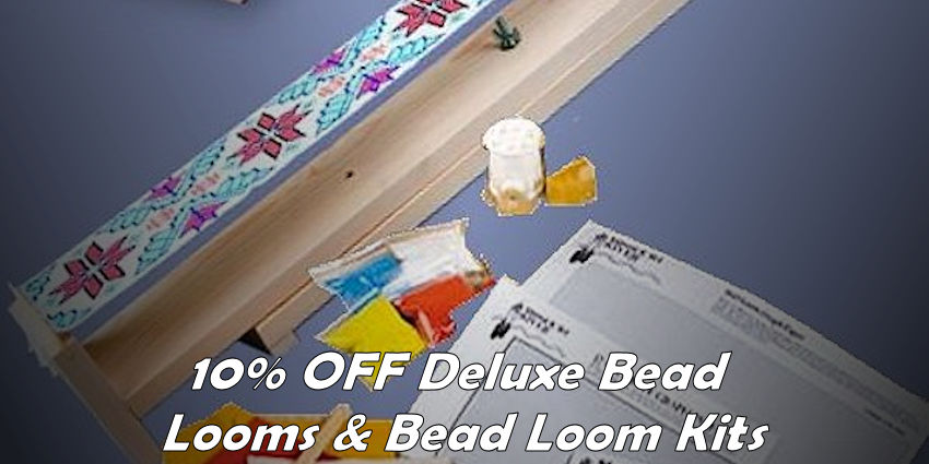 Bead Looms, Kits & Tools