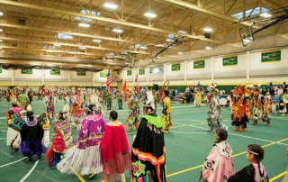 Lakota Omniciye Wacipi - BHSU Pow Wow - Donald E Young Field House - BHSU Center for American Indian Studies