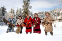 Lolo Trail Muzzleloader Club Winter Membership Shoot