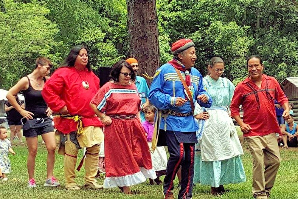 Red Clay Cherokee Heritage Festival