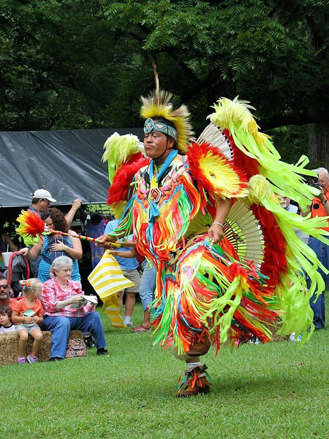 2019 Red Clay Cherokee Heritage Festival | Red Clay Historic State Park