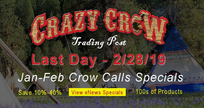 Sales Specials Archives Crazy Crow Trading Post