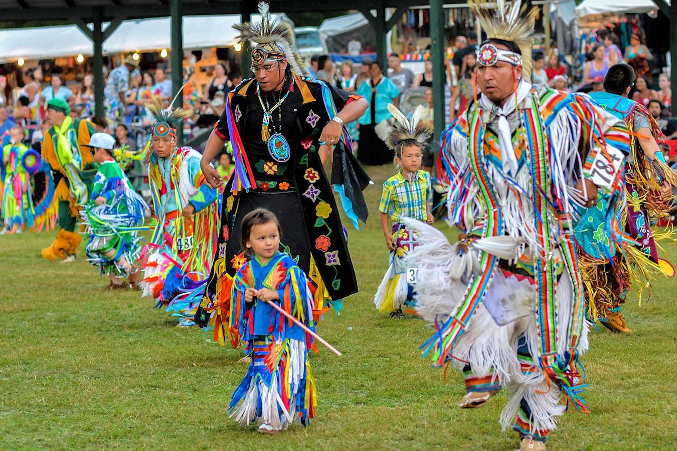 LCO Honor the Earth Pow Wow - LCO Powwow Grounds - Lac Courte Oreille Band of Lake Superior Chippewa Indians