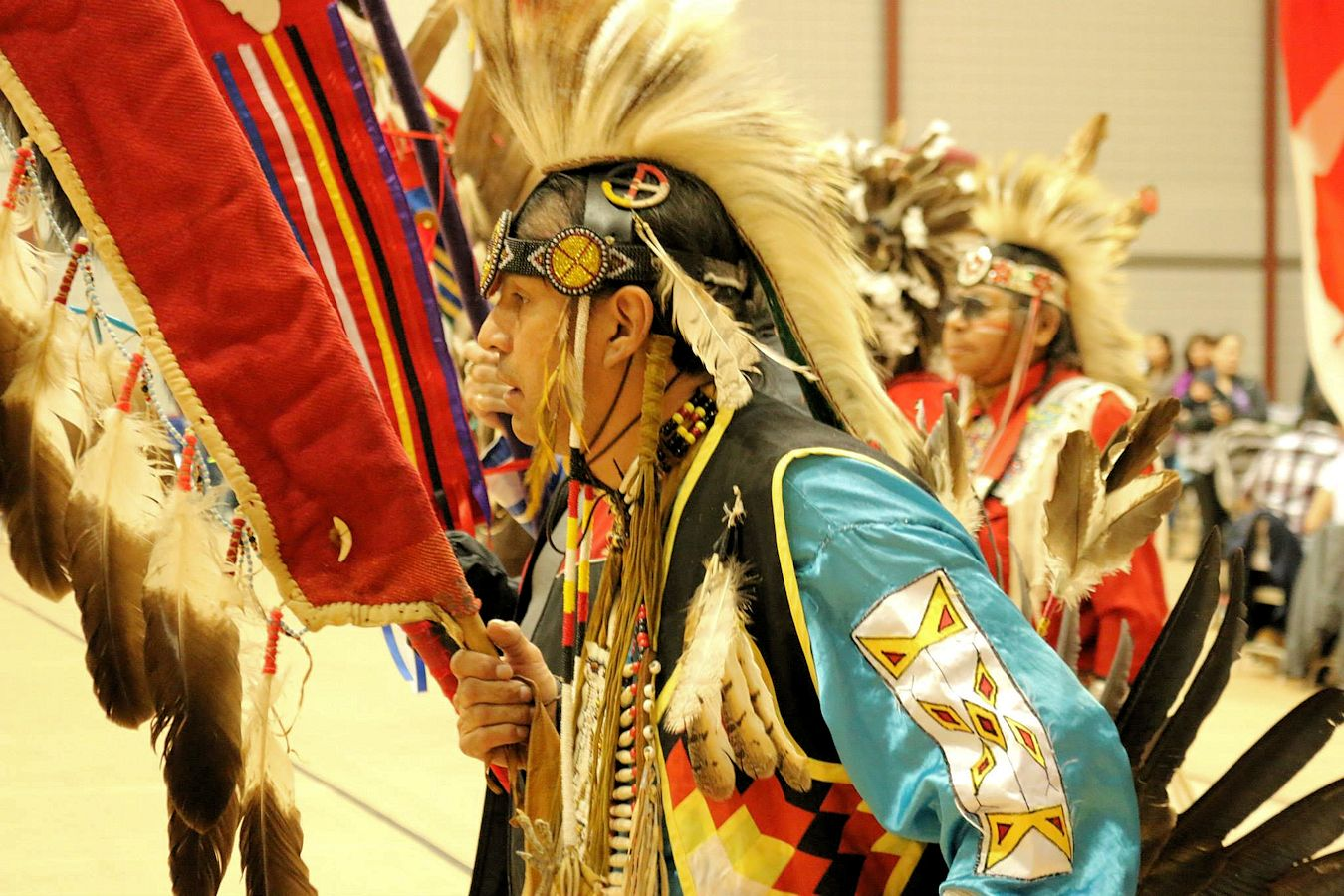U of M Traditional Graduation Pow Wow
