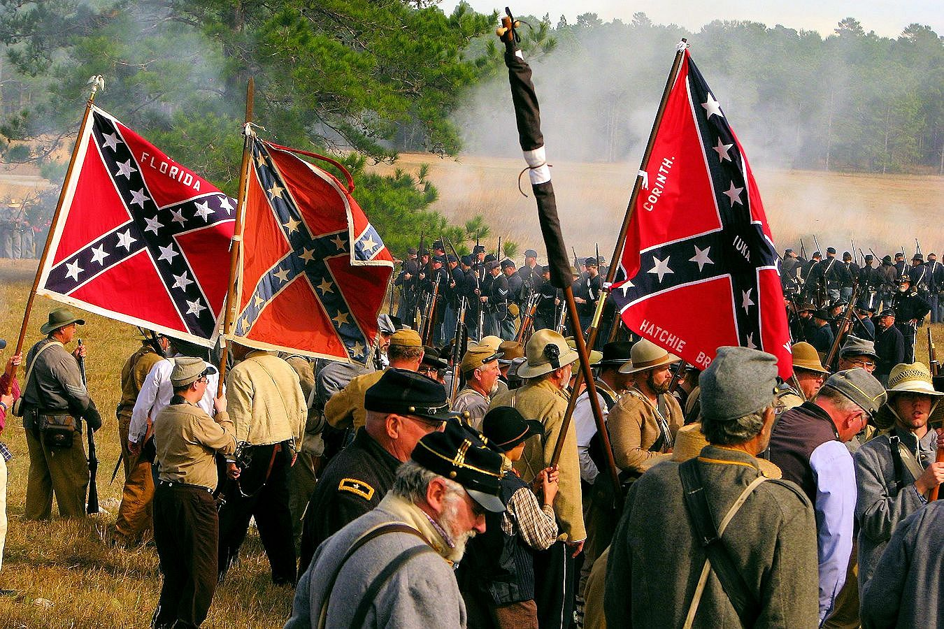 12th Georgia Civil War Reenactment Group