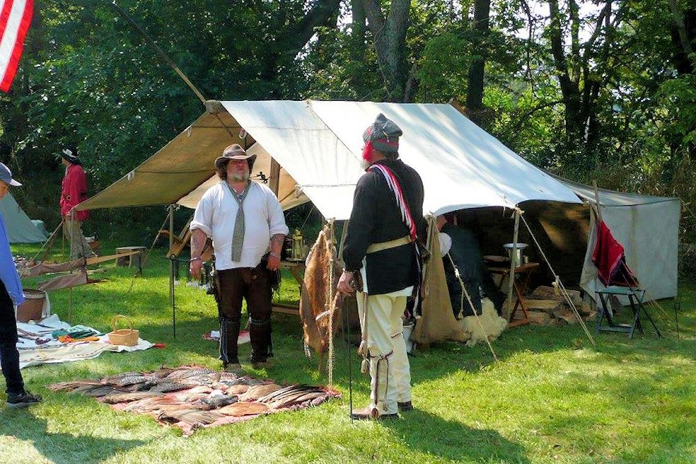 Coldwater River Through Time Living History Event - Coldwater River Through Time Living History - Coldwater Heritage Park