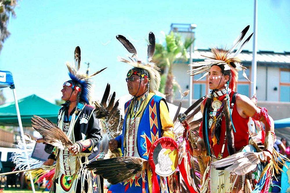 Imperial Beach Powwow By the Sea - Imperial Beach Pier - Southern California Tribal Chairmen's Association