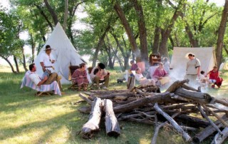 Kit Carson Mountain Men Rendezvous