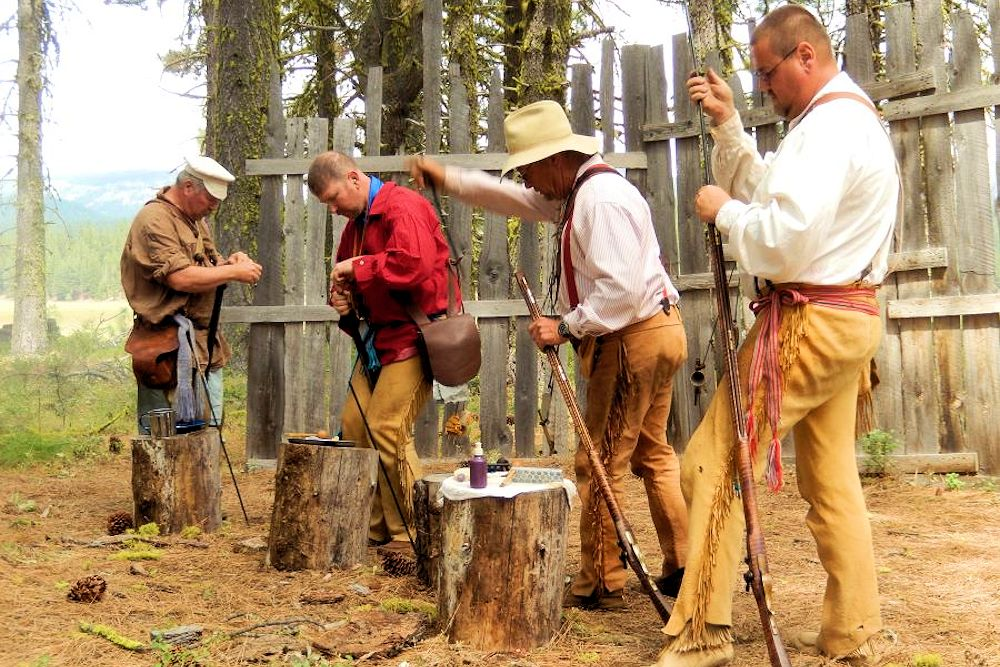 Paiute Creek Renegades Rendezvous - Stroing Ranch