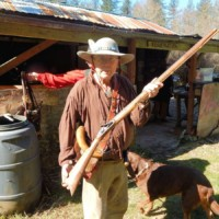 Skagit Muzzle Loaders hold Sedro Wooley Rendezvous in May