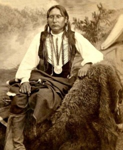 Big Foot: Kiowa Chief