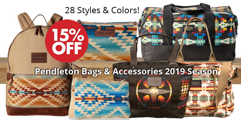 2019 Pendleton Seasonal Bag & Accessory Crow Calls Sale