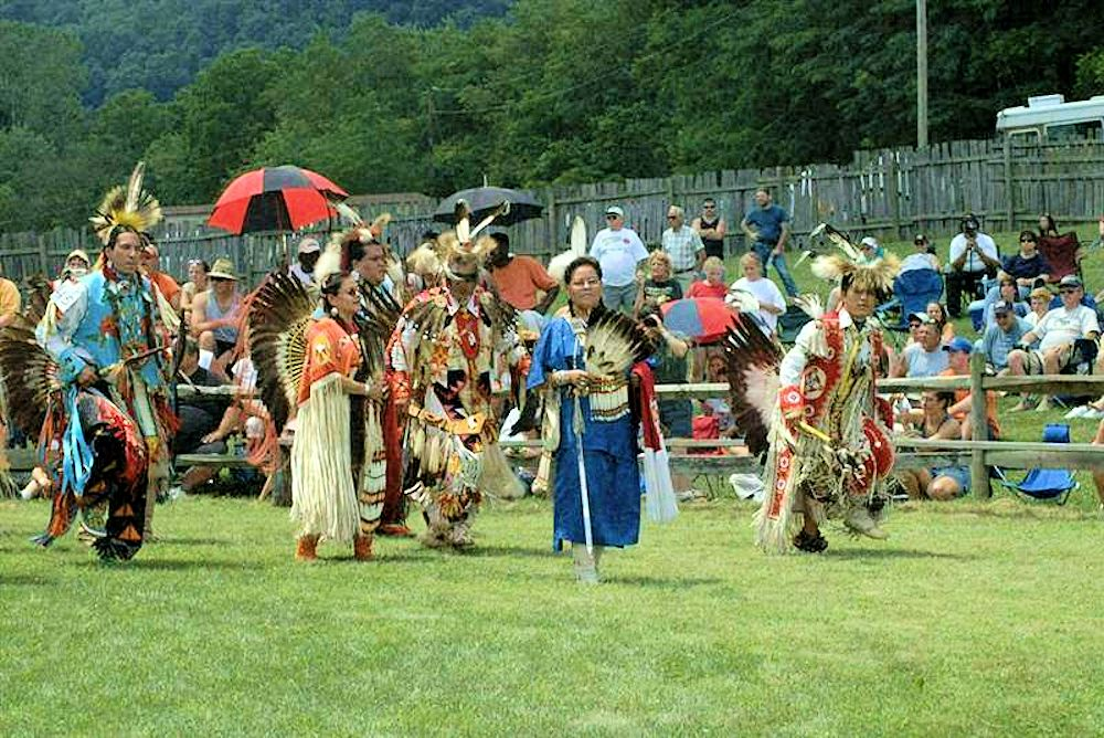 Great Mohican Pow Wow - Mohican Reservation Camp & Festival Grounds - Mohican Reservation Campground